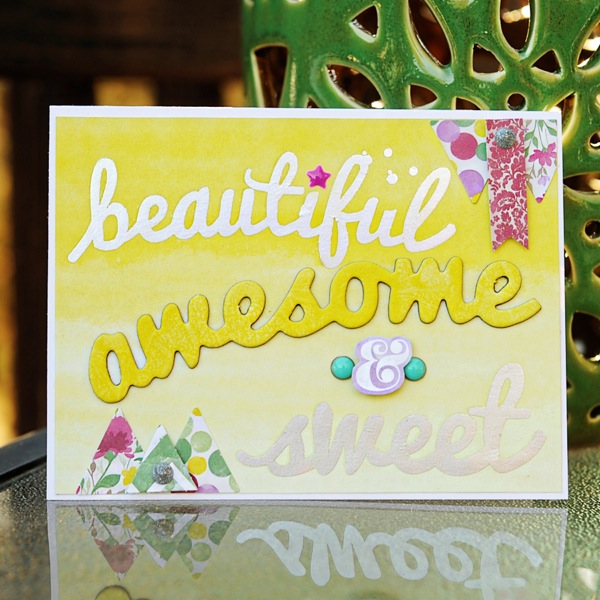 #card by Tonya Dirk for MME #jubilee
