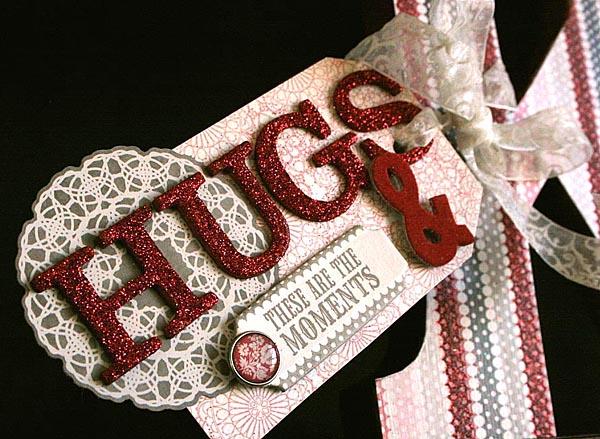 Kisses Hugs and Kisses Tag