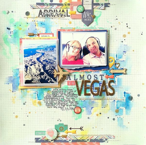 Missy - Hello World Las Vegas Layout