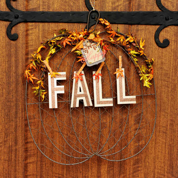 Tonya Dirk for MME #autumndecor #fall