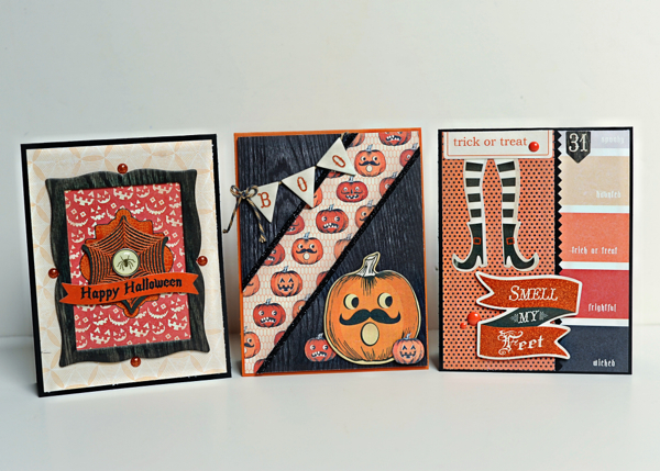 #Halloween #Cards by Tonya for MME