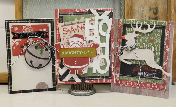 Laurel's Christmas cards