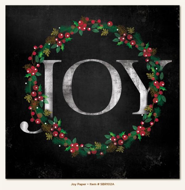 Joy 12x12