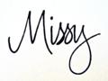 Missy Signature