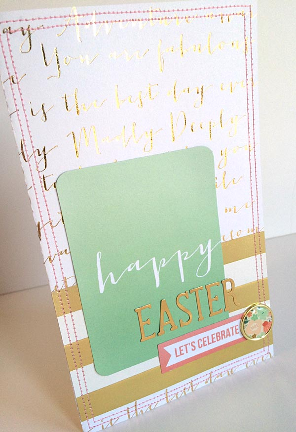 Happy Easter Card600