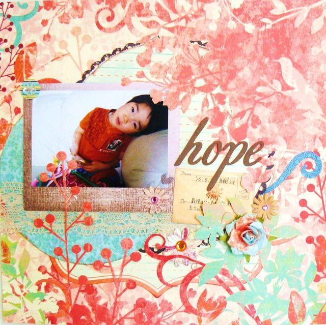 Kazumi Kobayashi_#13 hope