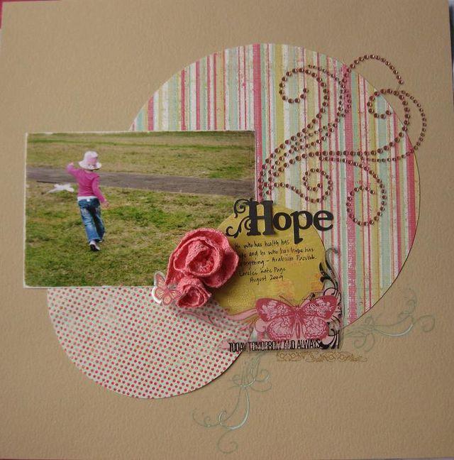 Krischelle Page_Hope