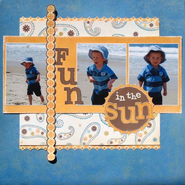 Andrea Martin_Fun in the Sun
