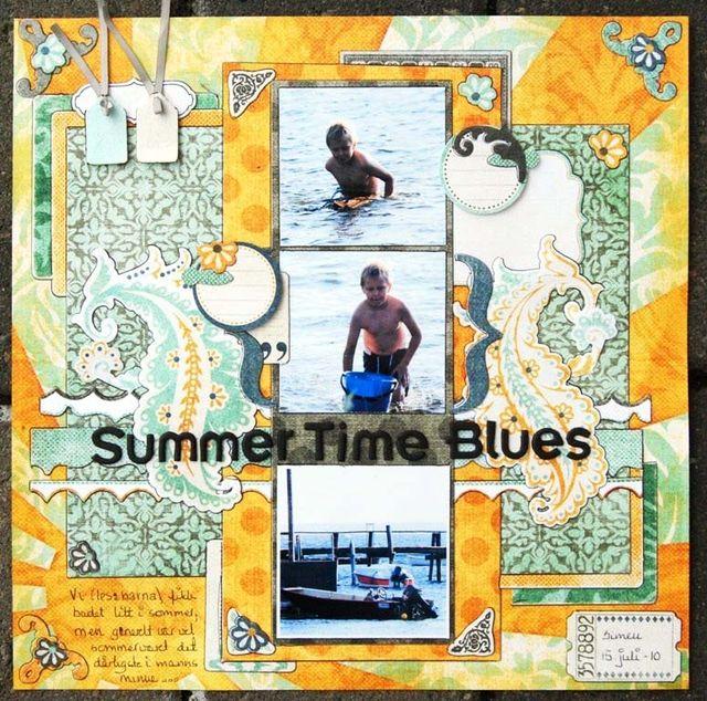 Hilde_Summertime Blues