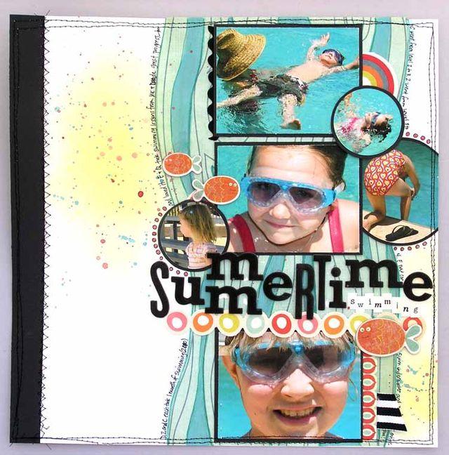 3. Bethany Kartchner_Summertime Swimming