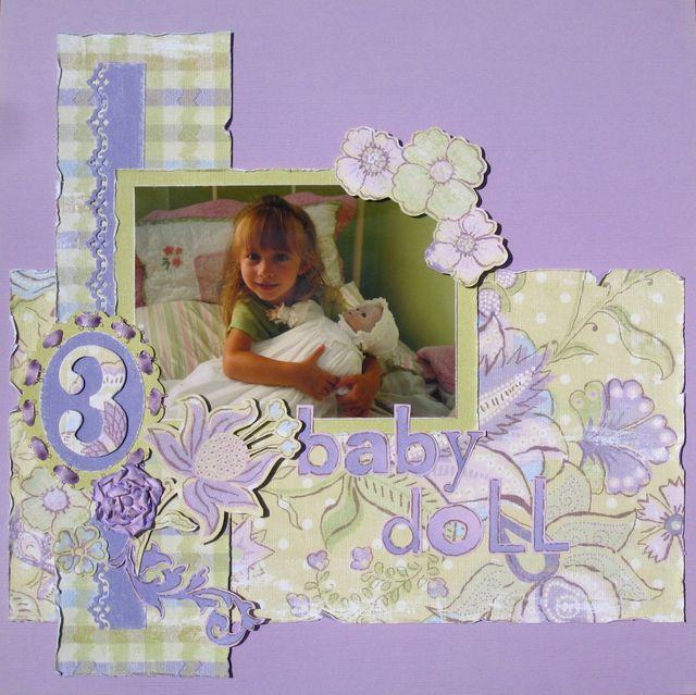 Andrea Martin_baby doll