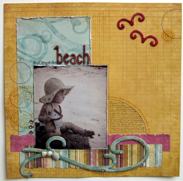 Audrey Yeager_That Day At The Beach