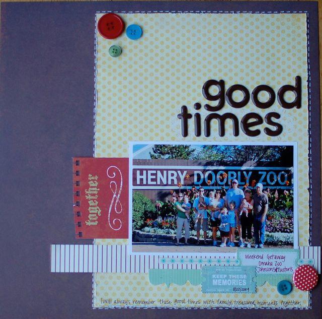 Cheri_Good Times