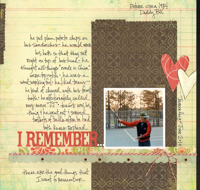 Gretchen McElveen_i remember
