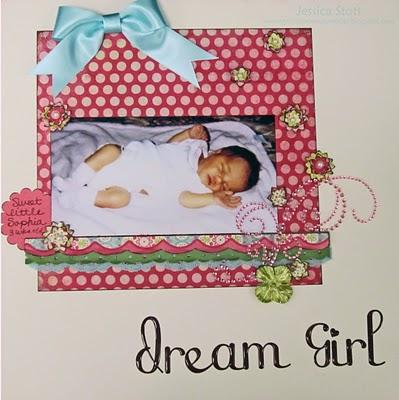 Jessica Stott_Dream Girl