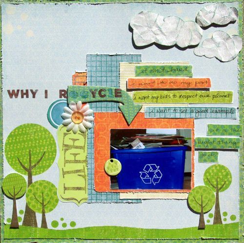 Kimberly Collis_Why I Recycle