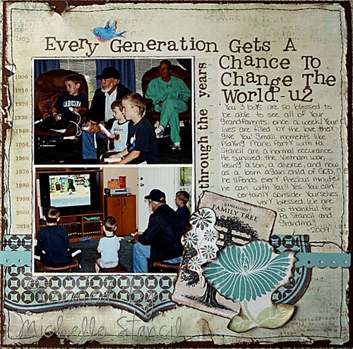 Michelle Stancil_Every Generation