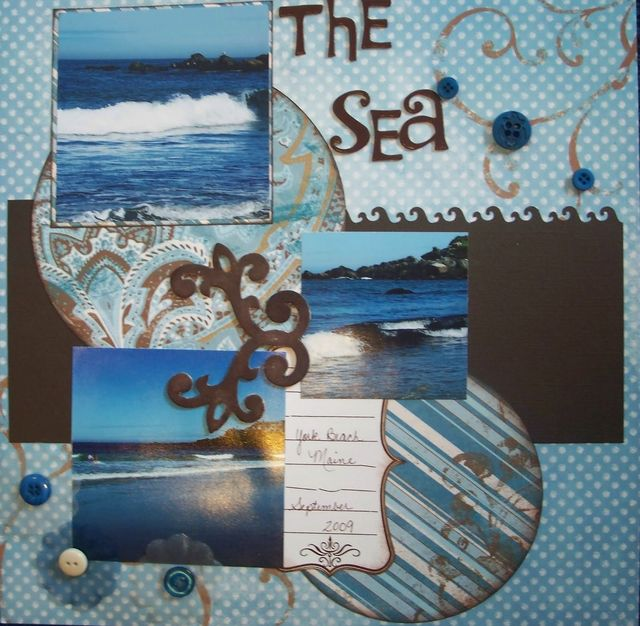Laura Casey_The Sea
